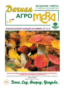 Дачная Агромера_октябрь_ОБЛОЖКА