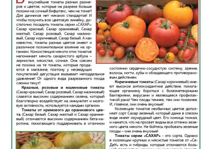 СеДеК в газете Дачная АгроМЕРА